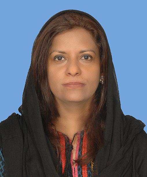 Nafisa Shah National Assembly of Pakistan